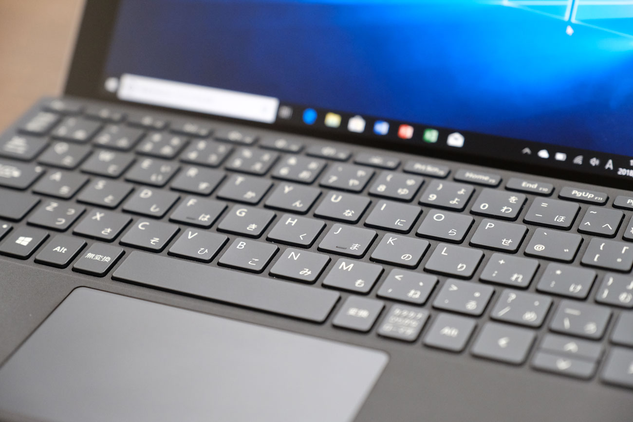 Surface Go キーボード