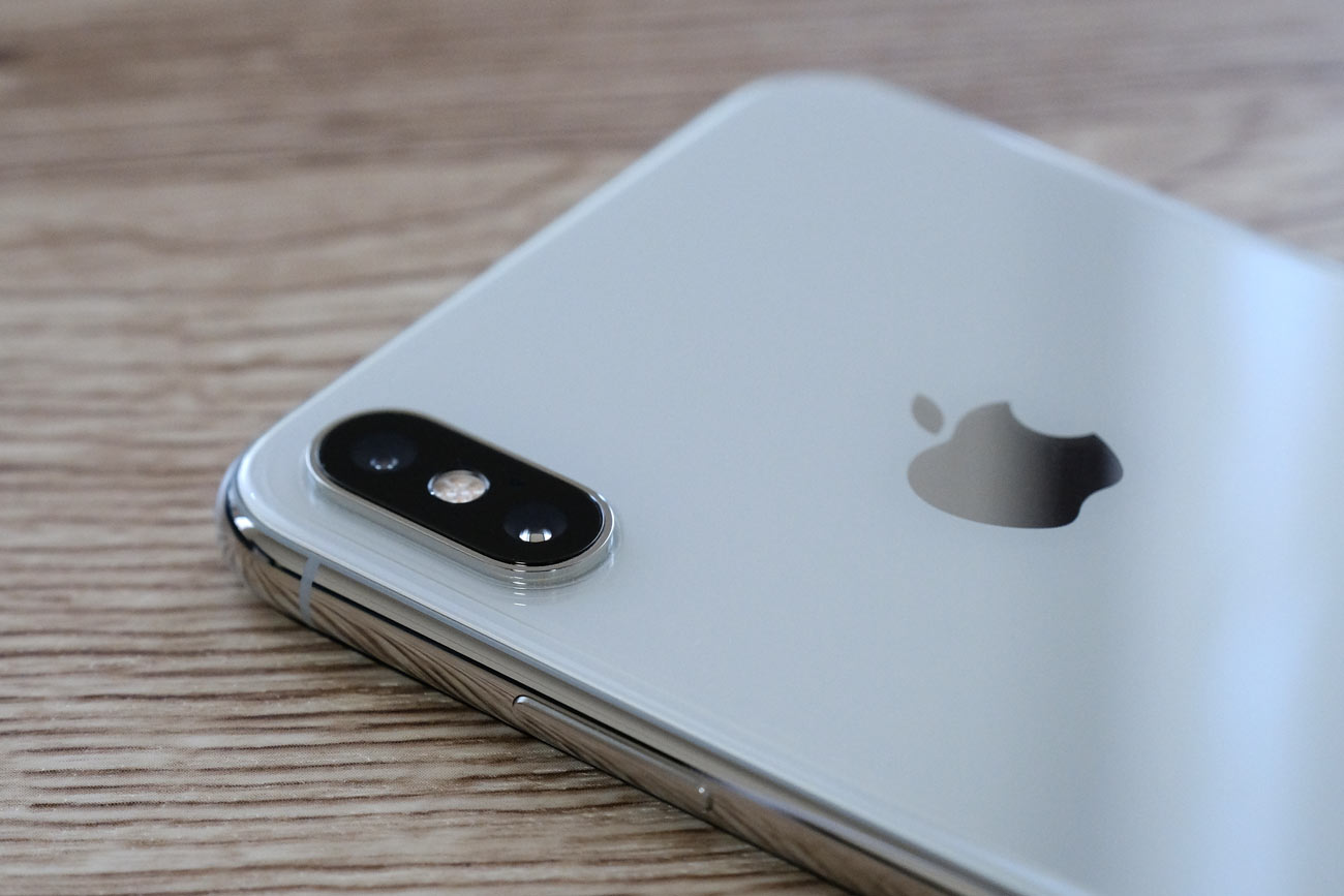iPhone XS/XS Max/XR 背面パネルの保護フィルム
