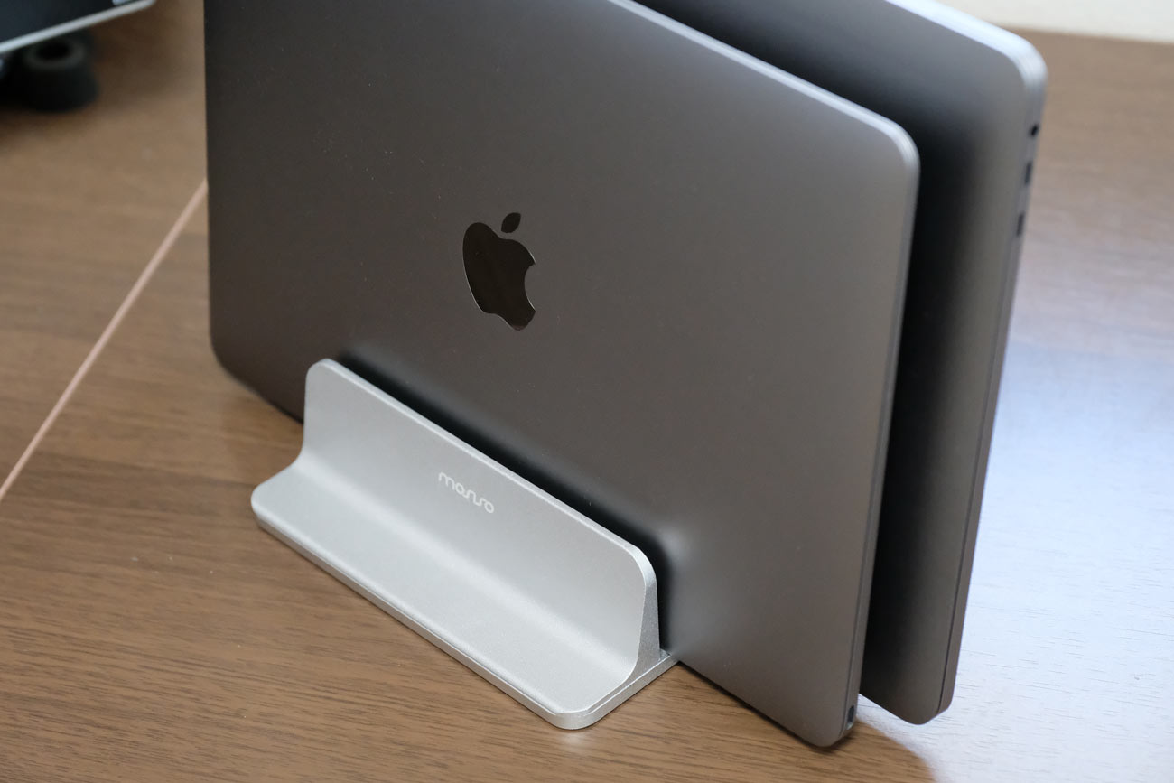 MacBook Pro 縦置きスタンド