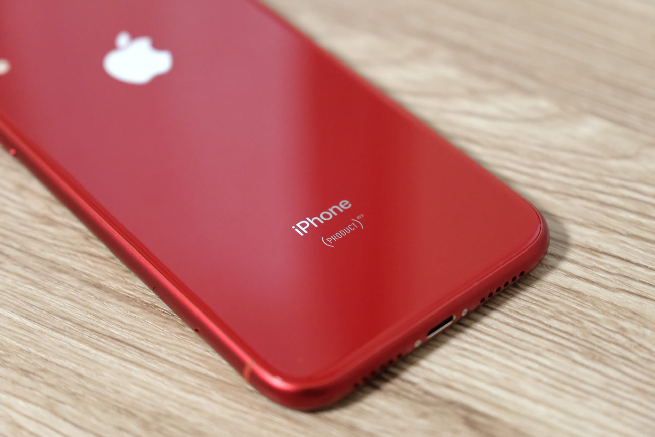 iPhone XR(Product)RED背面パネル