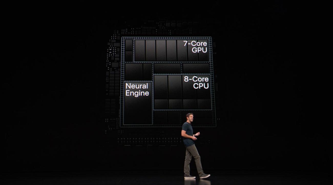 A12X Bionicプロセッサの性能