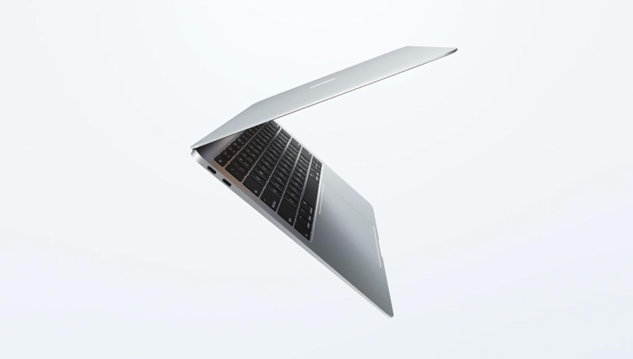 新型MacBook Air 13インチのデザイン