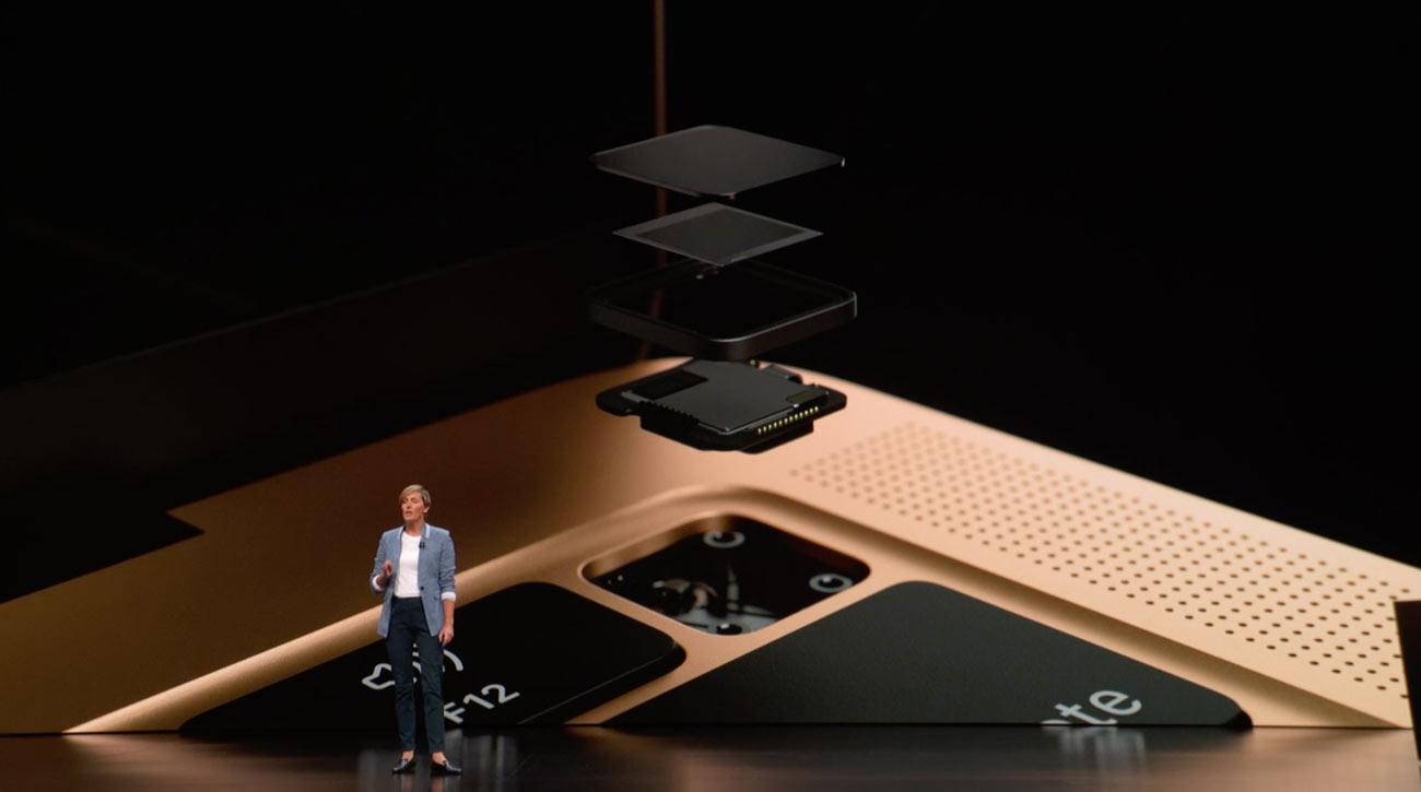 新型MacBook Air 13インチ Touch ID搭載