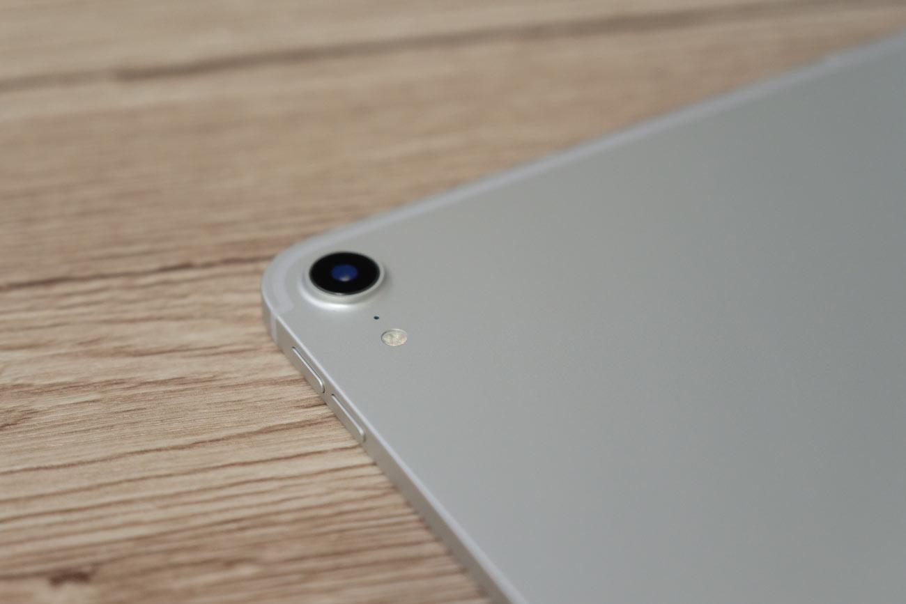 iPad Proのカメラ