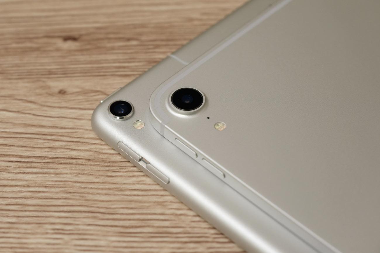 iPad Pro 11 リアカメラ