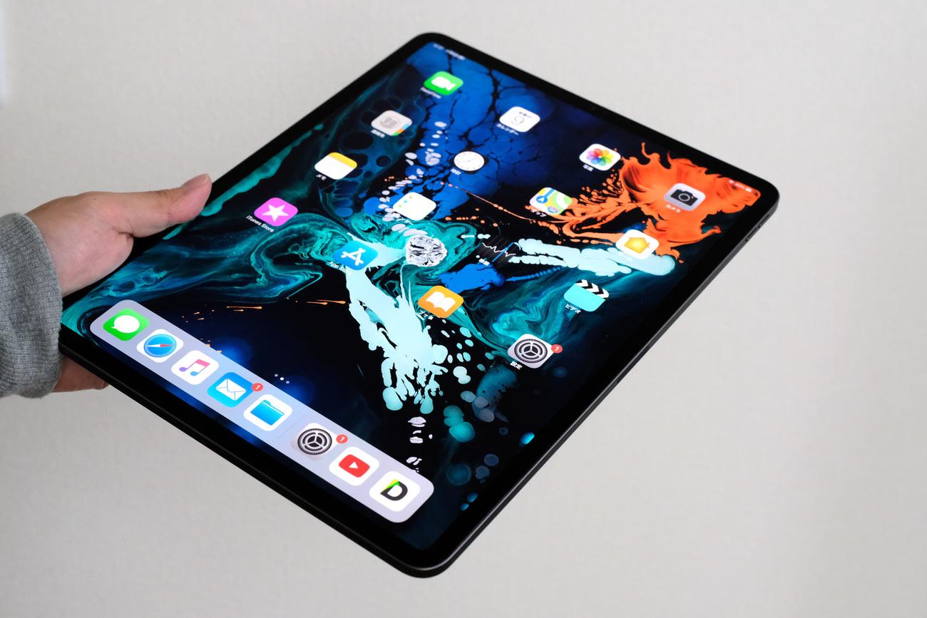 iPad Pro 12.9(第3世代)デザイン