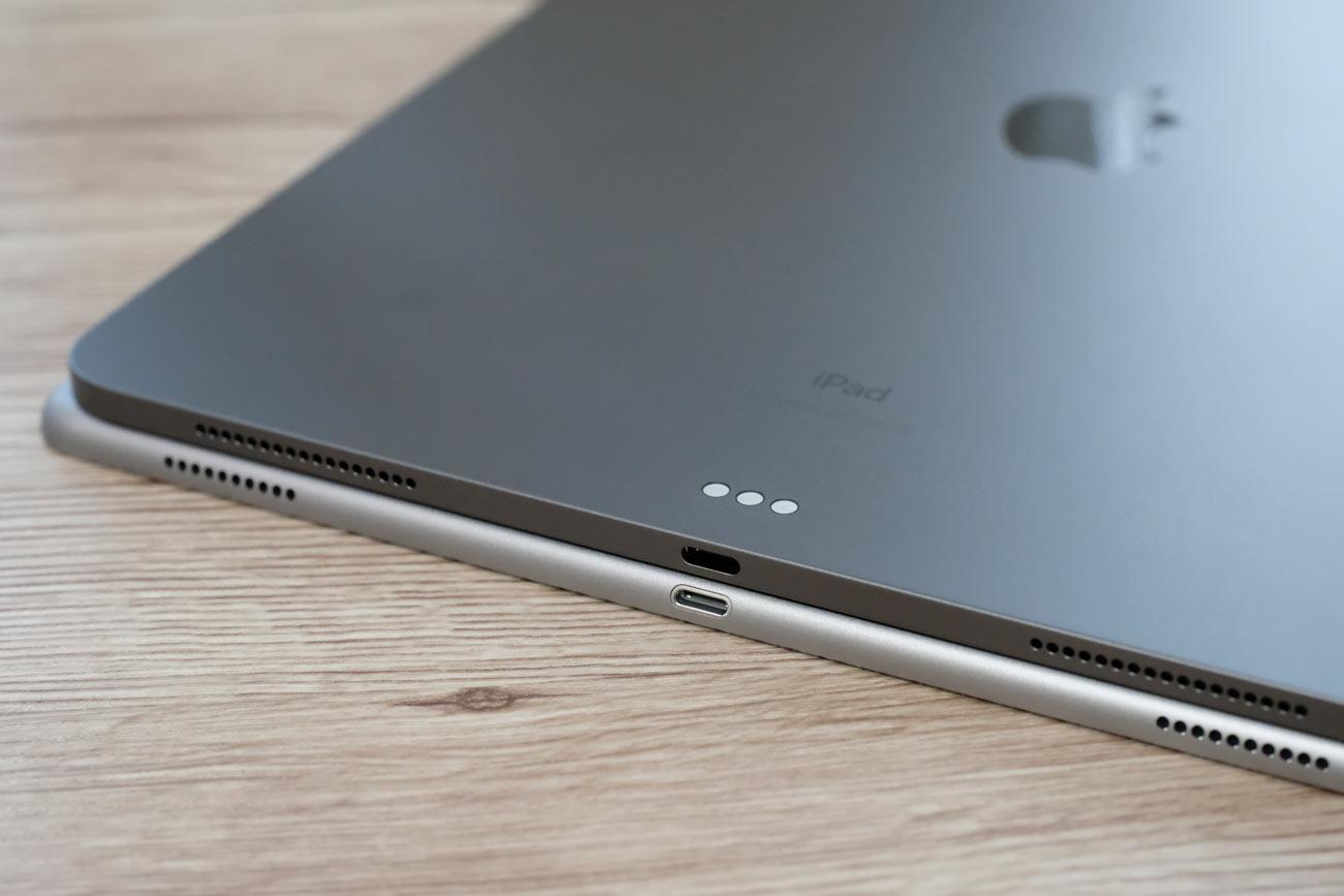iPad Pro 2018 USB-Cポート