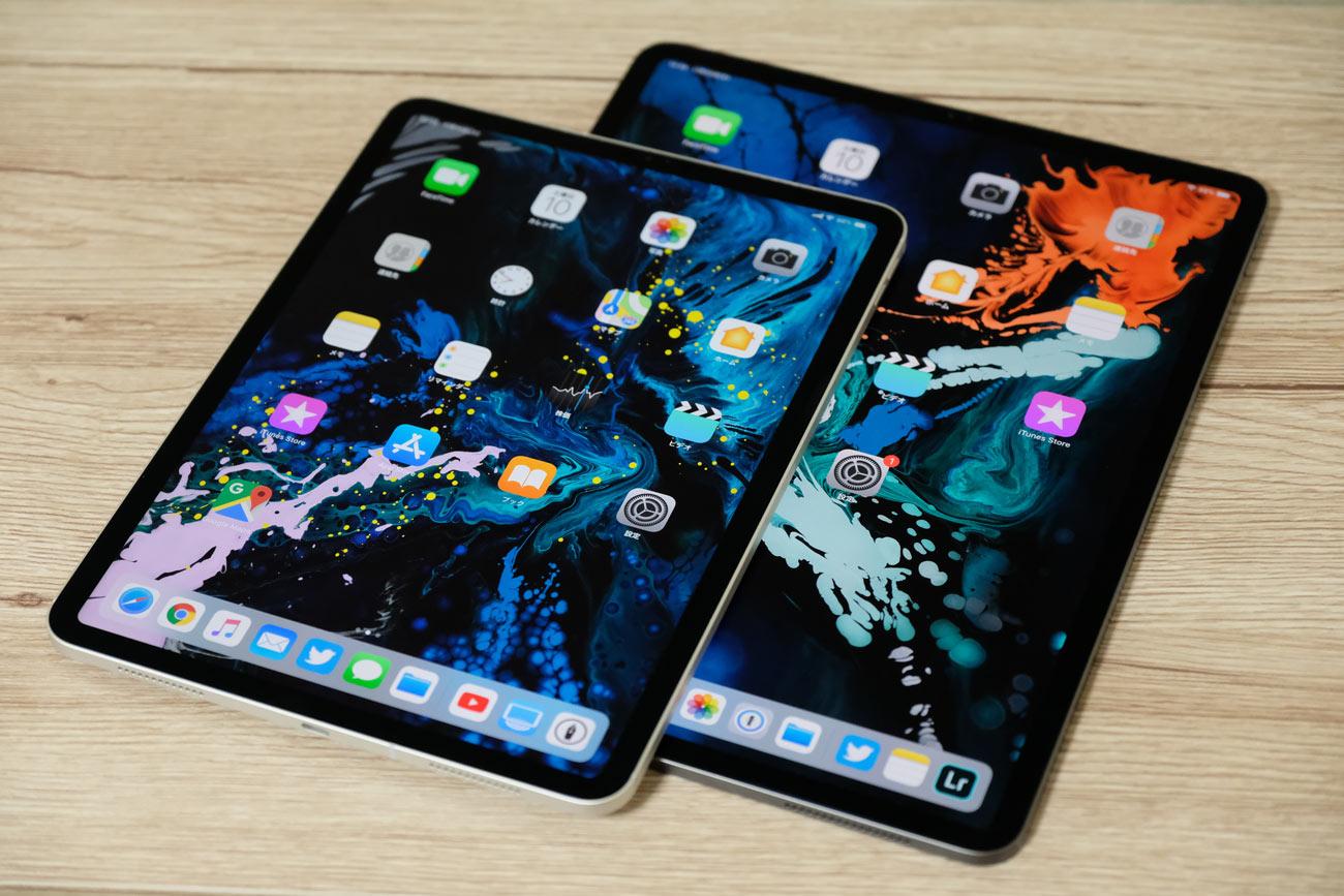 iPad Pro 12.9 vs 11