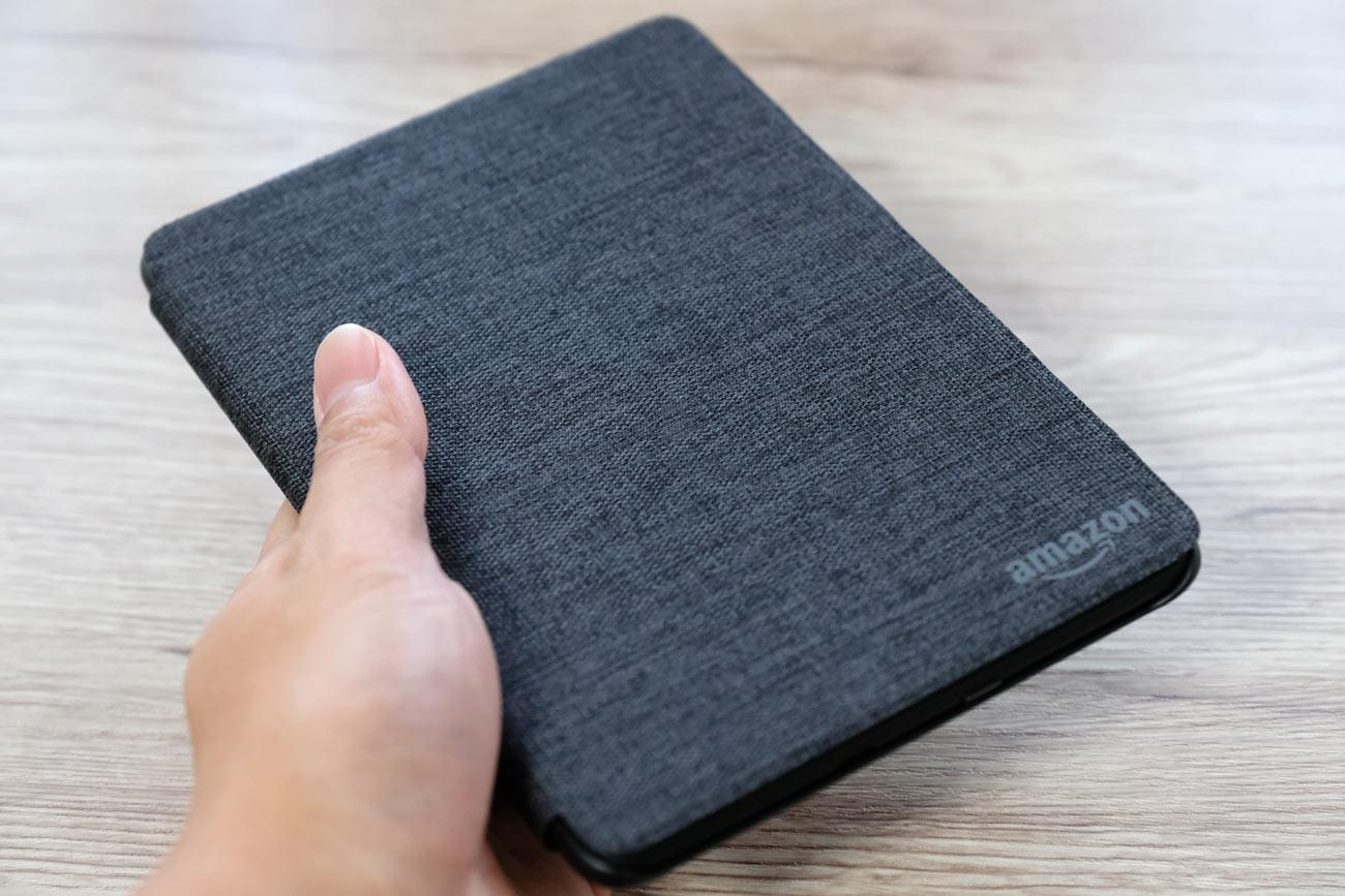 Kindle Paperwhite(2018)ファブリックカバー