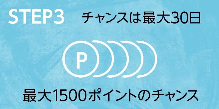 Audible 3,000ポイント
