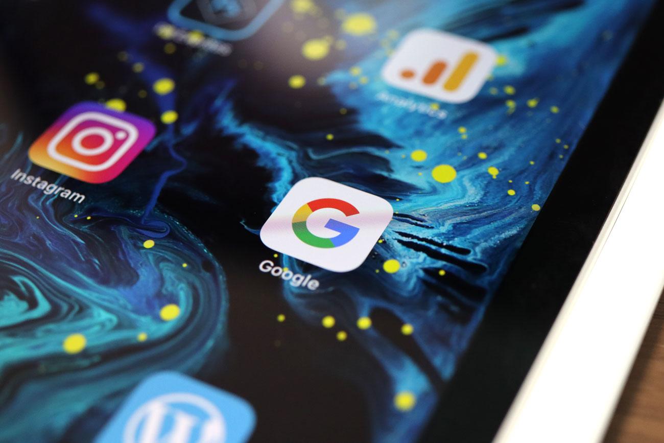iOS版Googleアプリ