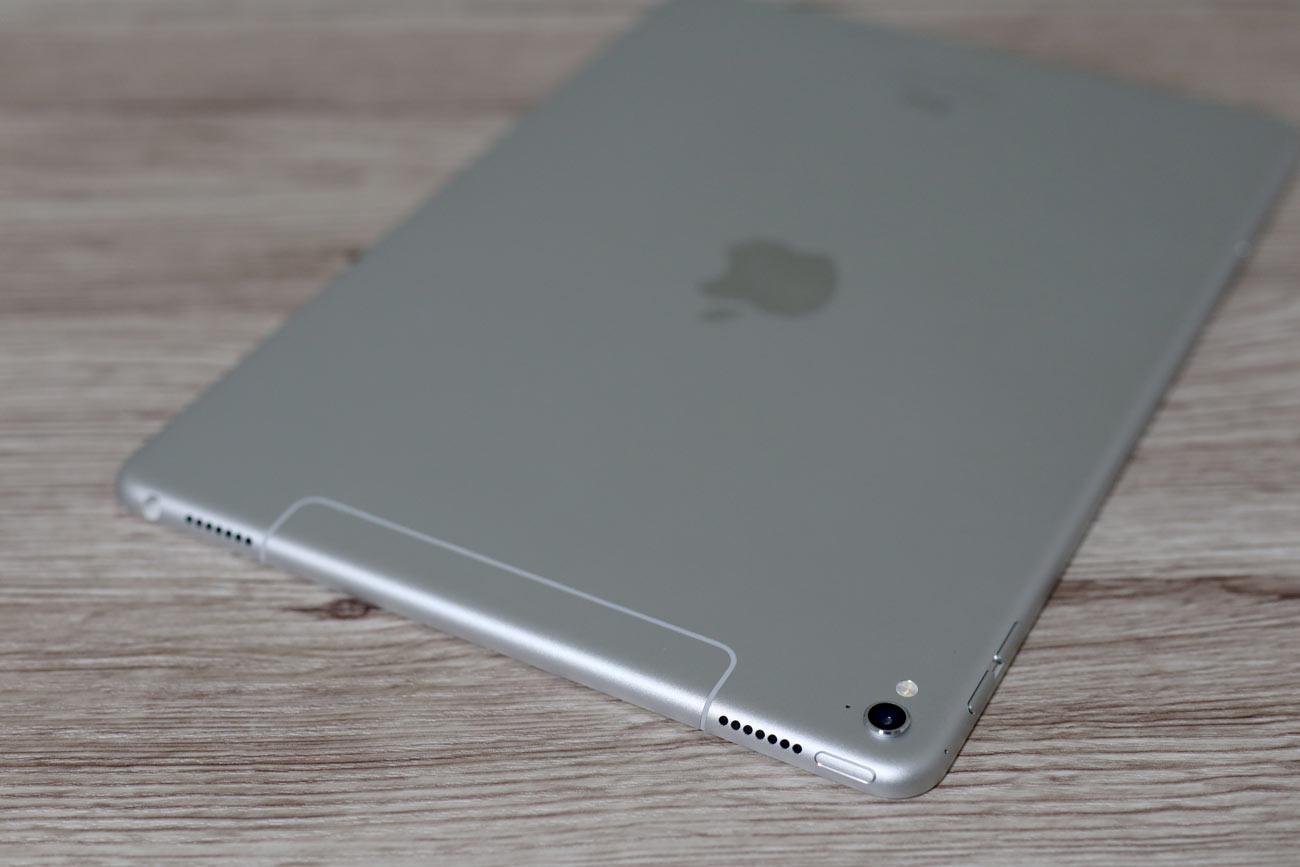 iPad Pro 9.7インチ 上部部分