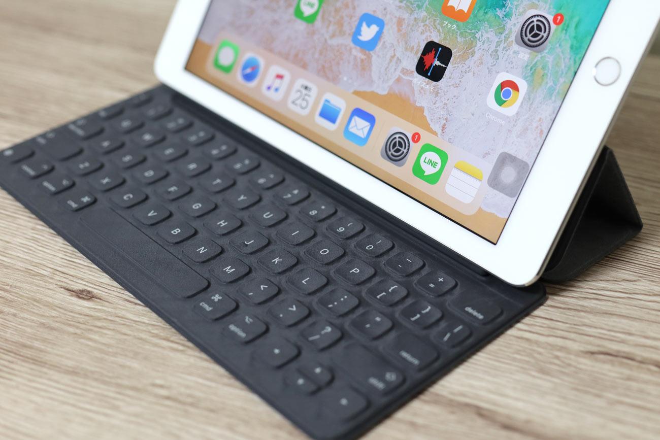 iPad Pro 9.7インチ スマートキーボード