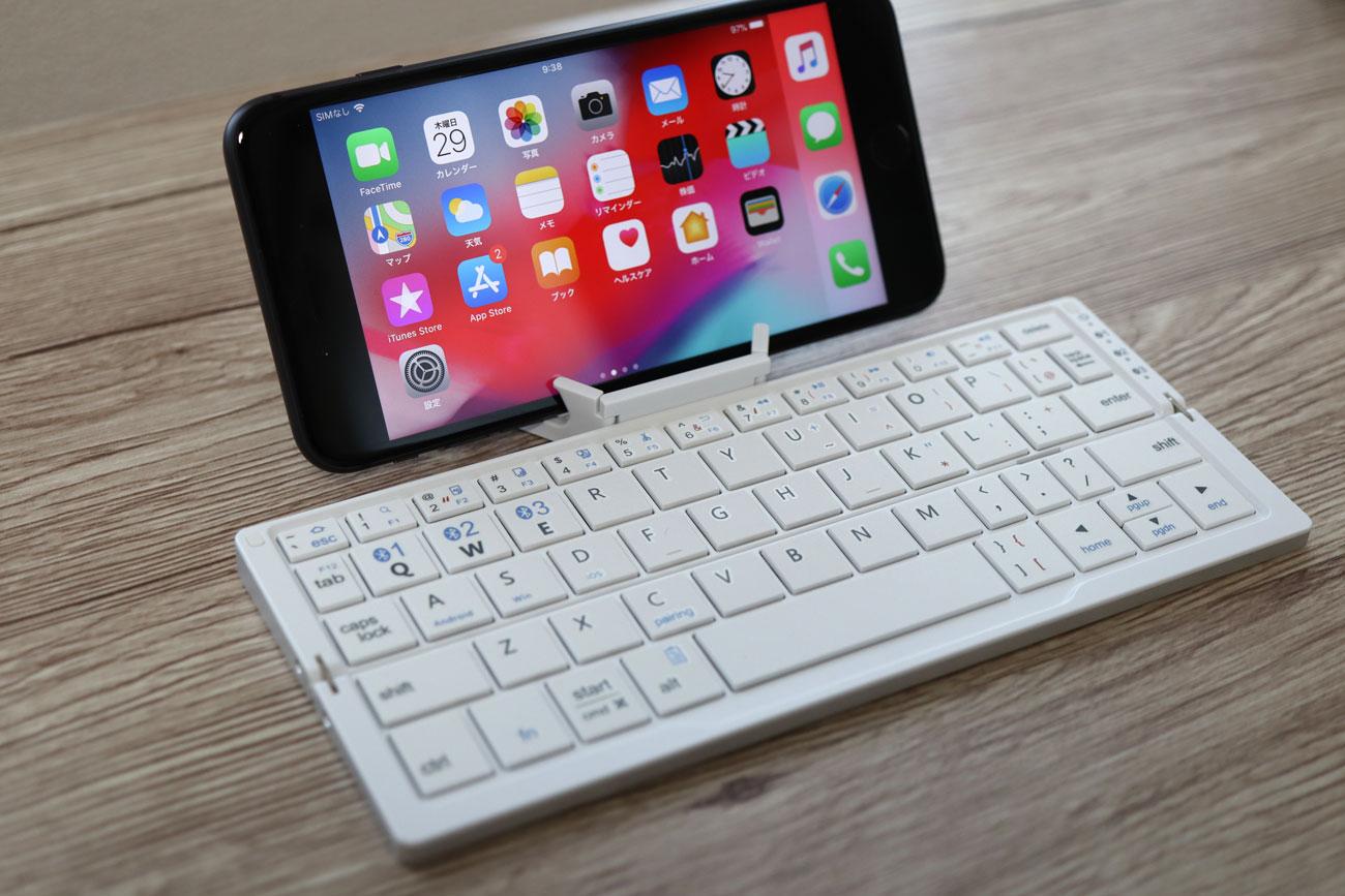 iClever IC-BK11 ワイヤレスキーボード