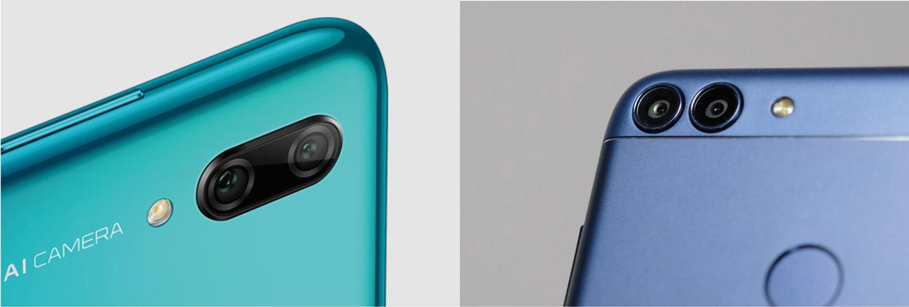 nova lite 3とnova lite 2 デュアルカメラ 比較