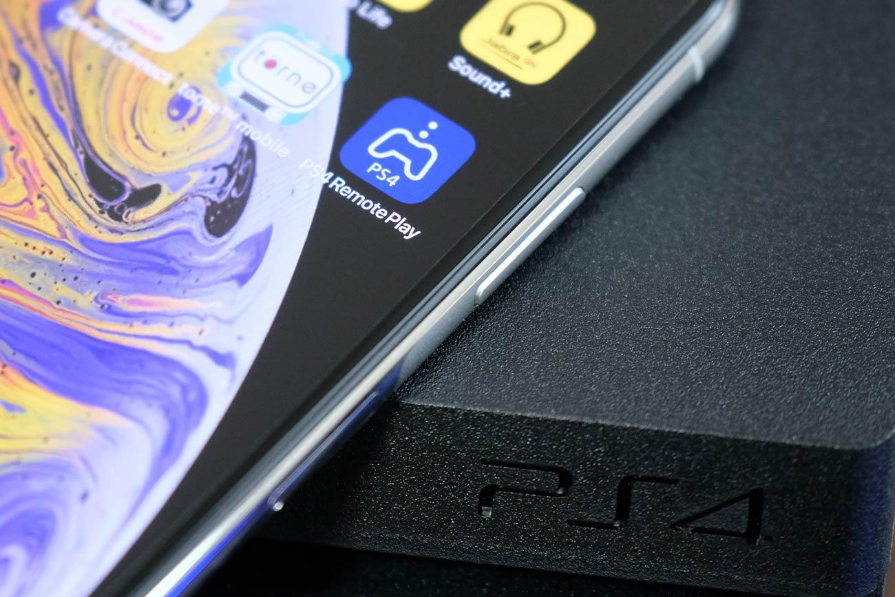 PS4 Remote PlayをiPhoneにインストールする
