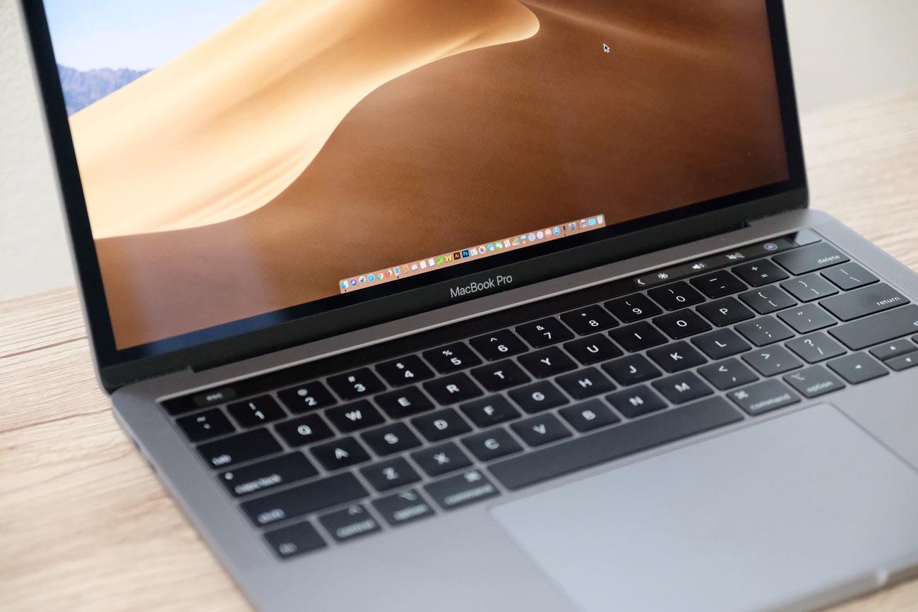 MacBook Pro 2018(13インチ)