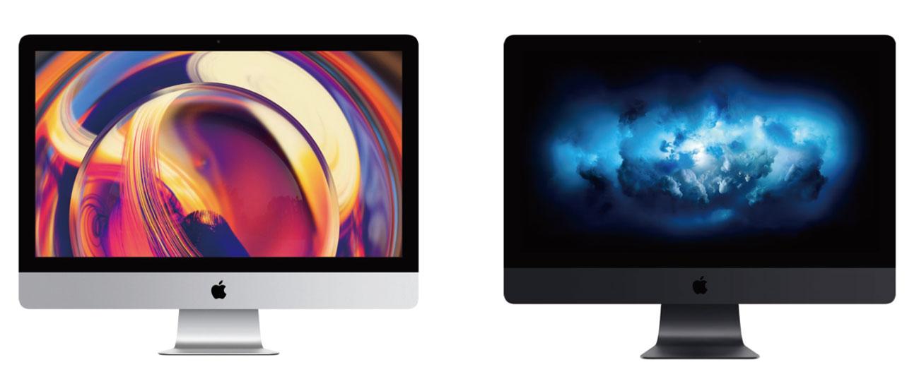 iMac 5K 2019とiMac Pro