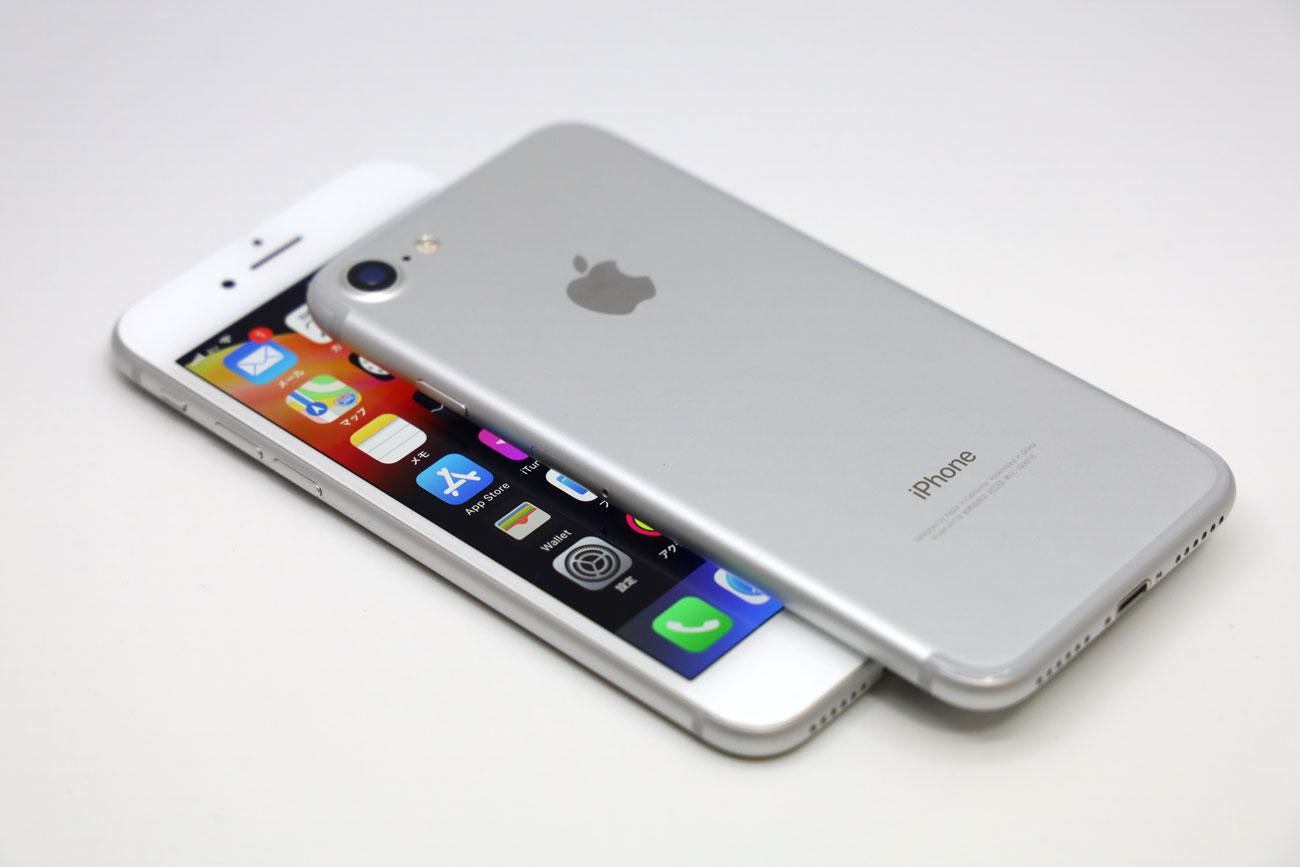 ワイモバイル版のiPhone 7