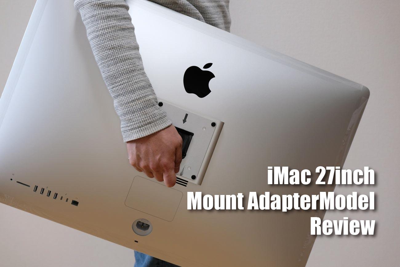 iMac 27インチ(2019)VESAマウントアダプターモデル