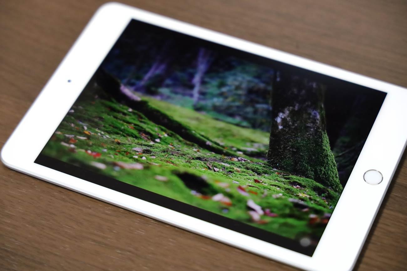iPad mini 5 Retinaディスプレイ