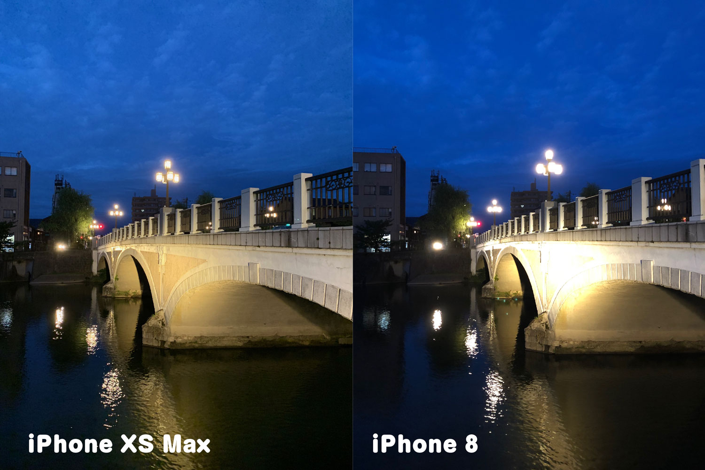 iPhoneのスマートHDR