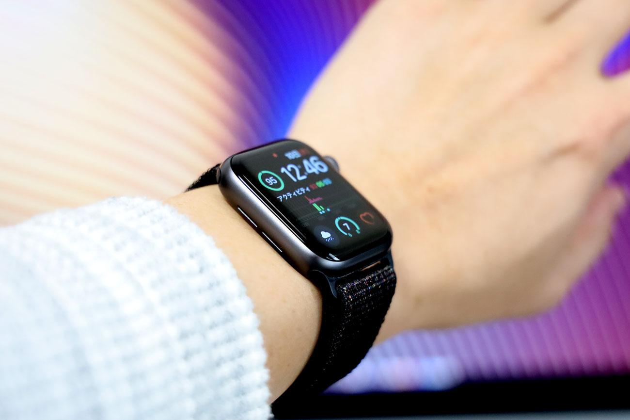 Apple Watch 4 GPSモデル
