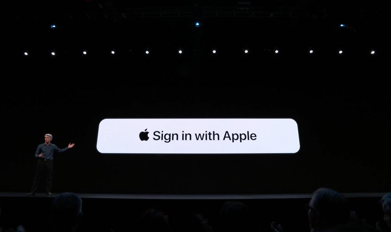 Appleでサインインする