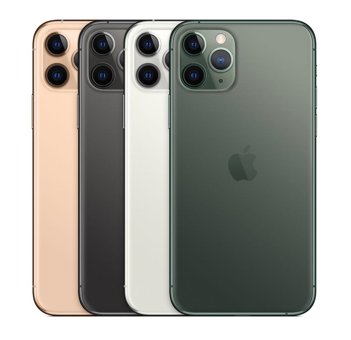 iPhone 11 本体カラー全4色