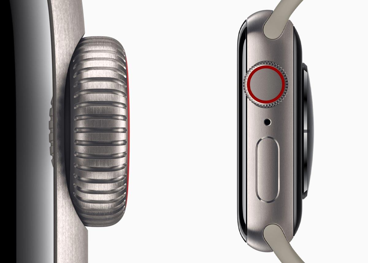 Apple Watch チタン