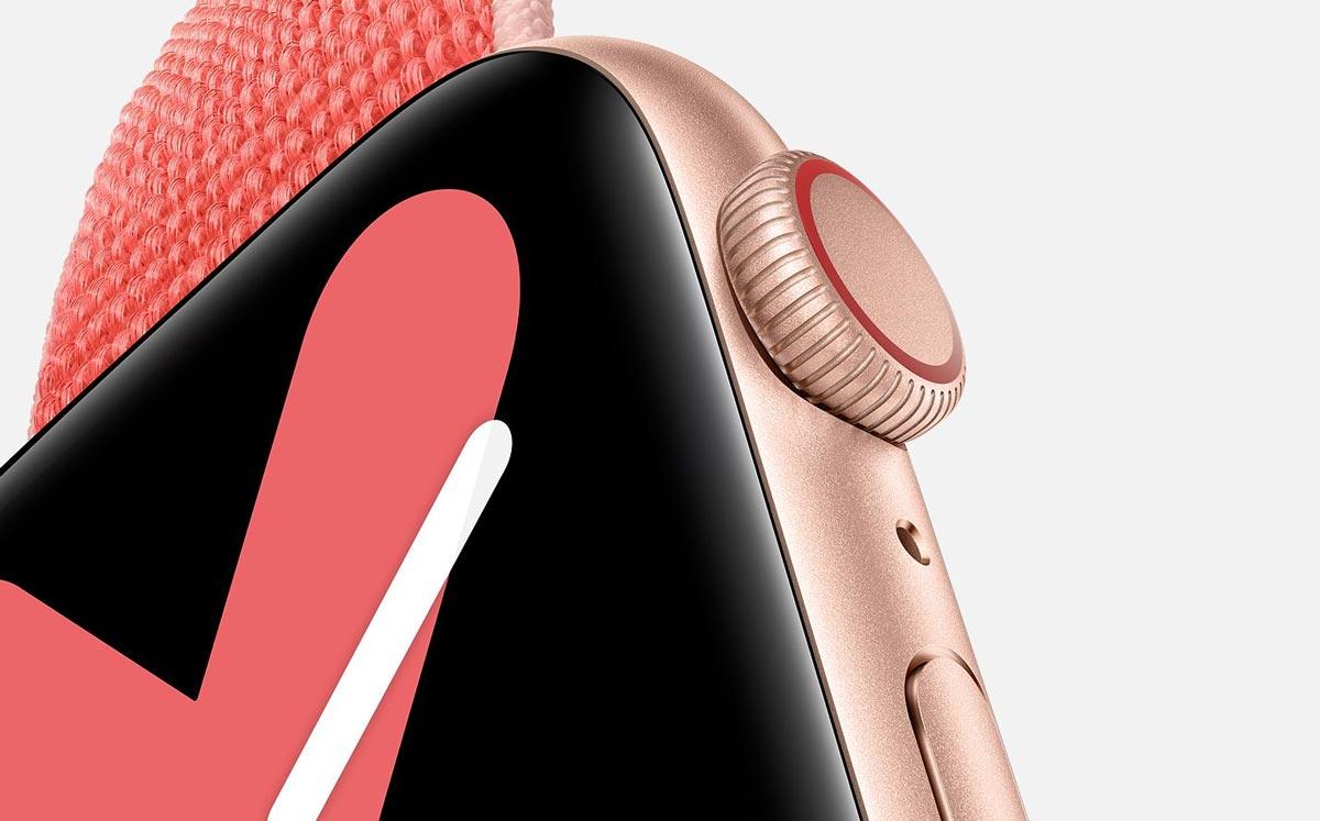 Apple Watch 5のセルラーモデル