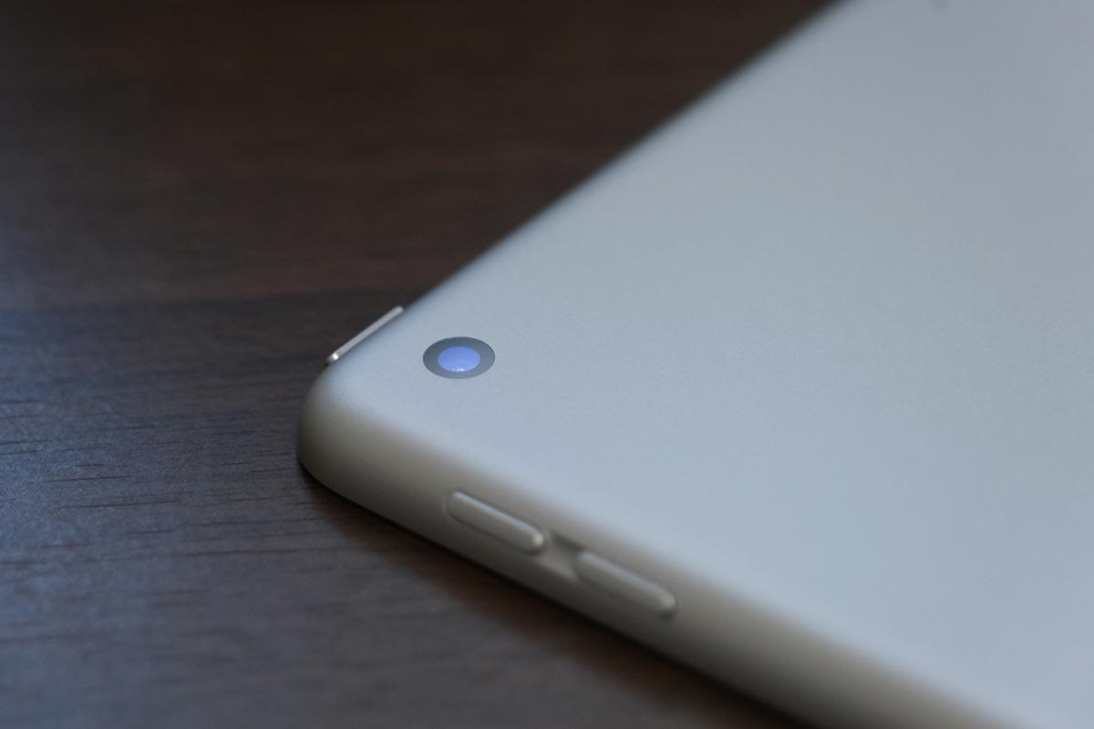 iPad(第7世代)リアカメラ