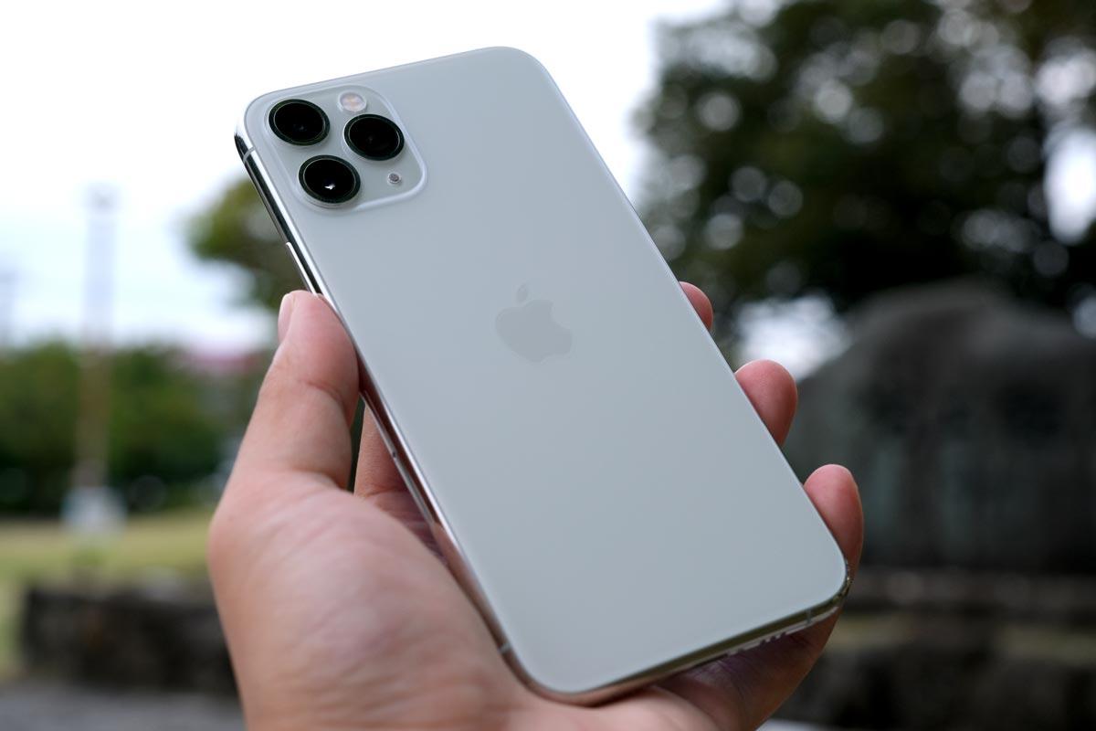 iPhone 11 Proがおすすめな人は