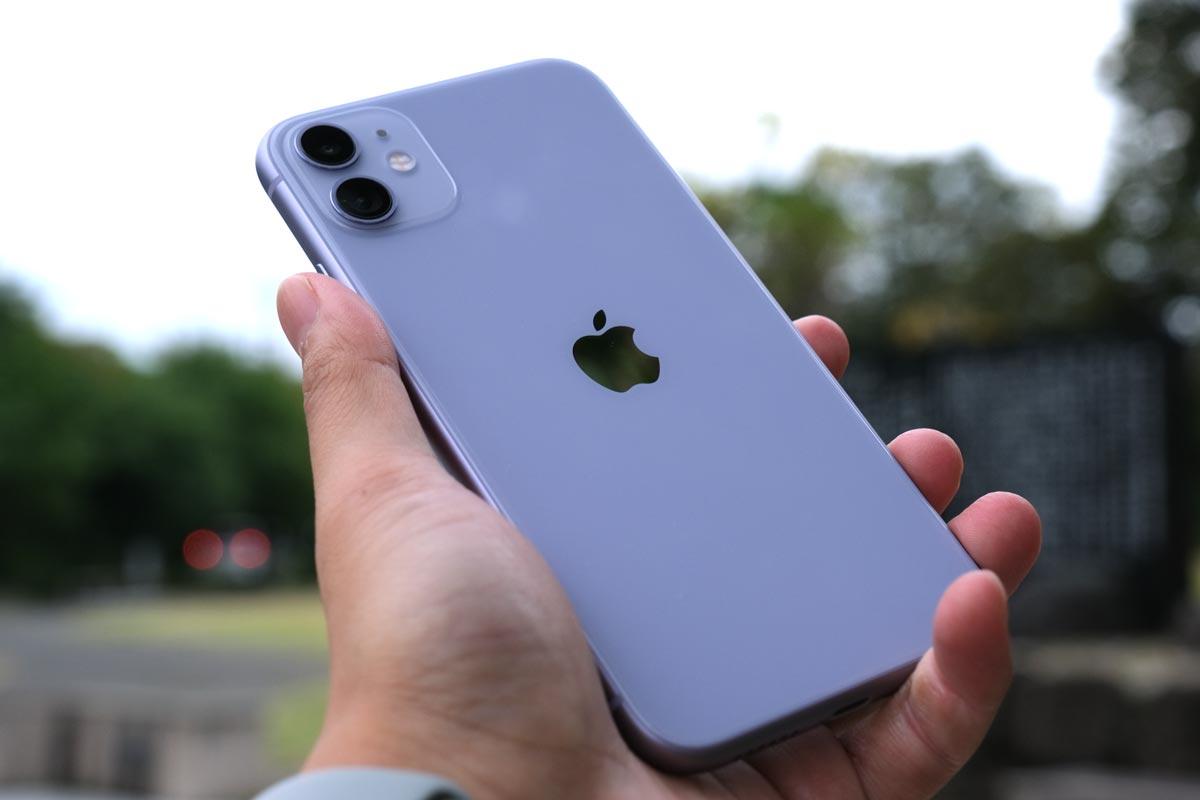 iPhone 11がおすすめな人は