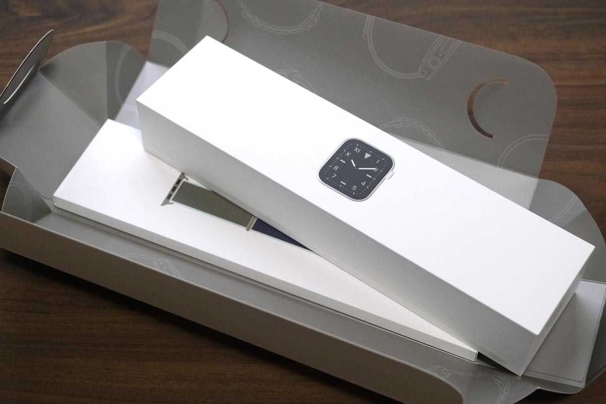 Apple Watch Edition 開封