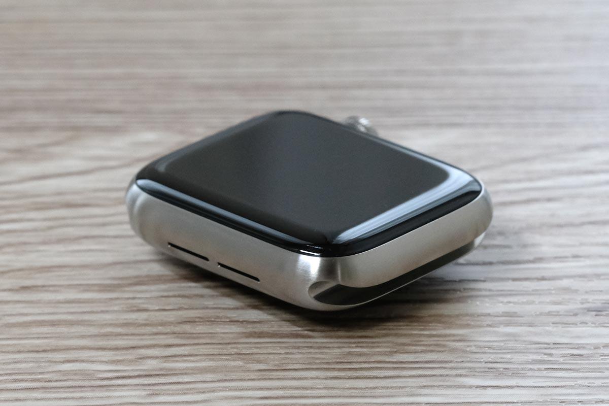 Apple Watch Edition(チタン)