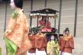 京都新聞写真コンテスト 葵祭のヒロイン