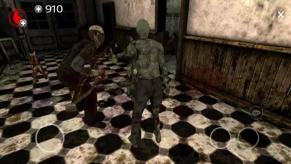 Murderer Online 殺人鬼が襲ってくるサバイバル中の写真