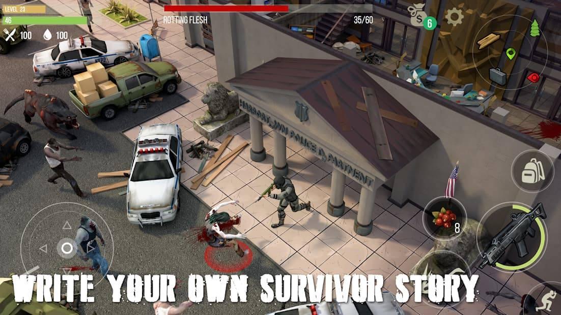 Prey Day: Survival サバイバルアプリ紹介画像