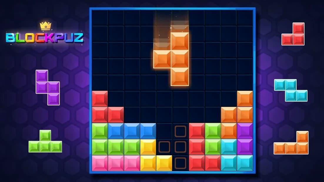 ブロックパズル 1010 アプリ紹介画像