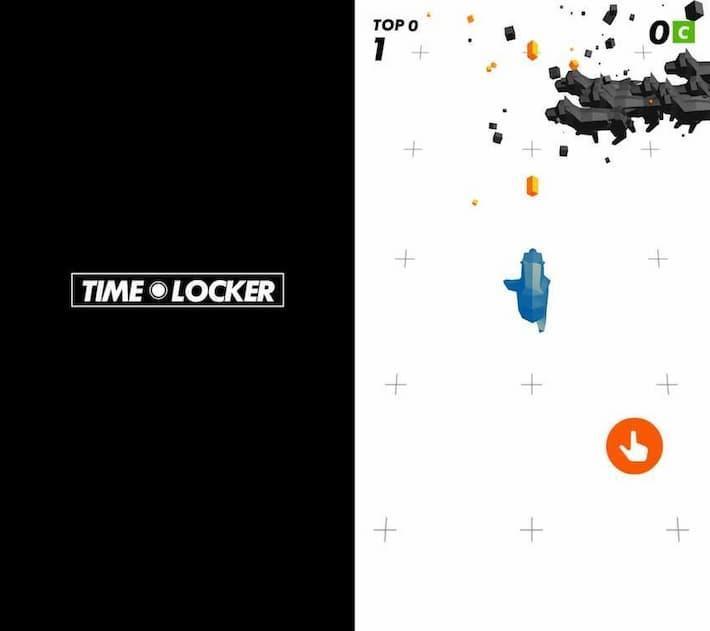 TIME LOCKER アプリ紹介画像