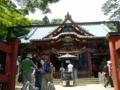 高尾山薬王院(八王子市)