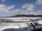 高館義経堂からの景色(平泉町)