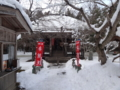 中尊寺 弁財天堂(平泉町)