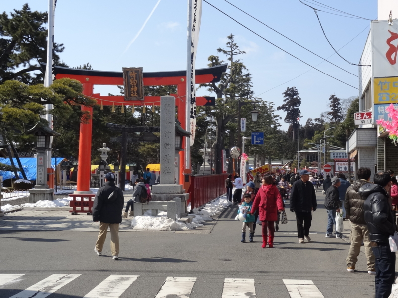 竹駒神社(岩沼市)