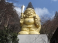 中之嶽神社の大黒様(下仁田町)