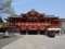 千葉神社 社殿(千葉市)