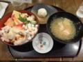 山傳丸 海鮮丼(千葉市)