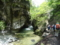紅葉川渓谷 白雲窟(山形市)