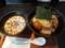 つけ麺屋しずく 新濃厚魚介つけ麺全部入り(仙台市)